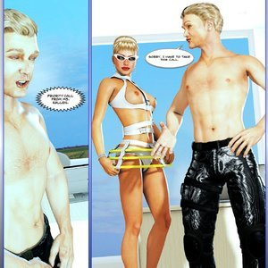 Changing of the Guard - Issue 1-17 PornComix HIP Comix 091