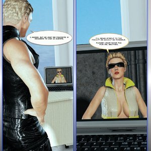 Changing of the Guard - Issue 1-17 PornComix HIP Comix 122