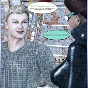 Changing of the Guard - Issue 1-17 PornComix HIP Comix 156