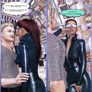 Changing of the Guard - Issue 1-17 PornComix HIP Comix 196