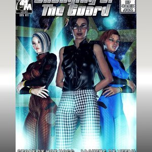 Changing of the Guard - Issue 1-17 PornComix HIP Comix 264