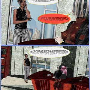 Changing of the Guard - Issue 1-17 PornComix HIP Comix 271