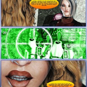 Changing of the Guard - Issue 1-17 PornComix HIP Comix 273