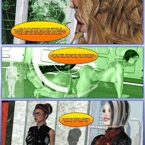 Changing of the Guard - Issue 1-17 PornComix HIP Comix 274