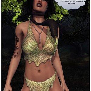 Dada - The Jungle Babe Porn Comic HIP Comix 032