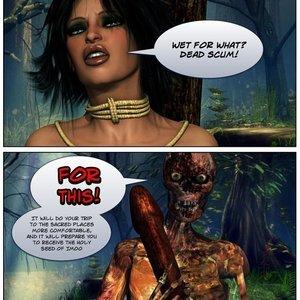Dada - The Jungle Babe Porn Comic HIP Comix 048