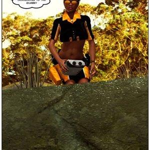 Dada - The Jungle Babe Porn Comic HIP Comix 062