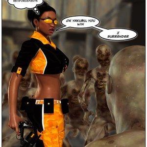 Dada - The Jungle Babe Porn Comic HIP Comix 073