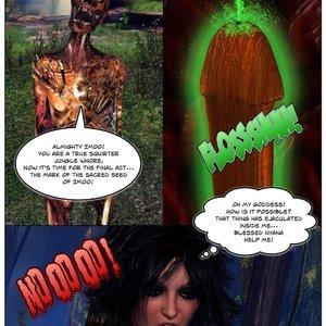 Dada - The Jungle Babe Porn Comic HIP Comix 097