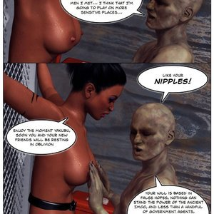 Dada - The Jungle Babe Porn Comic HIP Comix 109