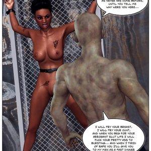 Dada - The Jungle Babe Porn Comic HIP Comix 111
