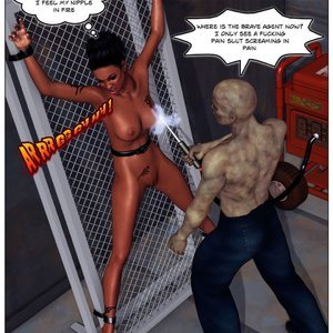 Dada - The Jungle Babe Porn Comic HIP Comix 114