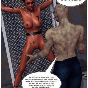 Dada - The Jungle Babe Porn Comic HIP Comix 120