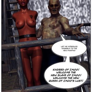 Dada - The Jungle Babe Porn Comic HIP Comix 124