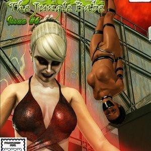 Dada - The Jungle Babe Porn Comic HIP Comix 125