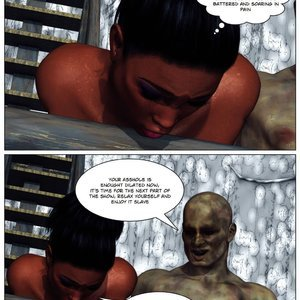 Dada - The Jungle Babe Porn Comic HIP Comix 128