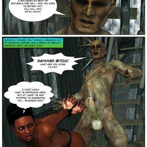 Dada - The Jungle Babe Porn Comic HIP Comix 136