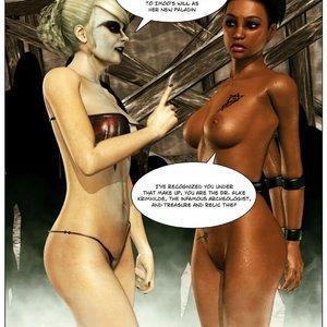 Dada - The Jungle Babe Porn Comic HIP Comix 141