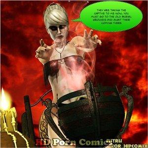 Dada - The Jungle Babe Porn Comic HIP Comix 165