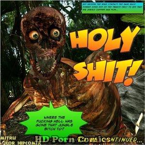 Dada - The Jungle Babe Porn Comic HIP Comix 168