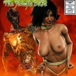 Dada - The Jungle Babe Porn Comic HIP Comix 169