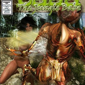 Dada - The Jungle Babe Porn Comic HIP Comix 206