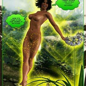 Dada - The Jungle Babe Porn Comic HIP Comix 211