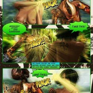 Dada - The Jungle Babe Porn Comic HIP Comix 213