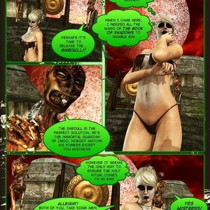 Dada - The Jungle Babe Porn Comic HIP Comix 221