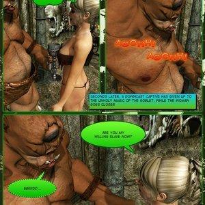 Dada - The Jungle Babe Porn Comic HIP Comix 238