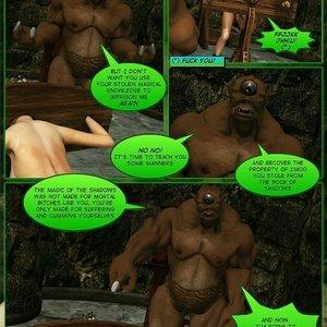 Dada - The Jungle Babe Porn Comic HIP Comix 252