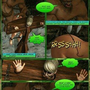 Dada - The Jungle Babe Porn Comic HIP Comix 253