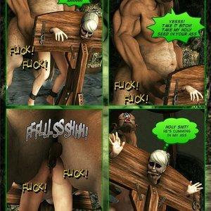 Dada - The Jungle Babe Porn Comic HIP Comix 271