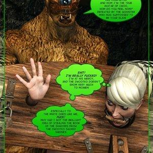 Dada - The Jungle Babe Porn Comic HIP Comix 275