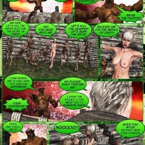 Dada - The Jungle Babe Porn Comic HIP Comix 307