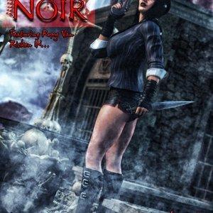 Porn Comics - Grim Noir – Beware With The Voodoo – Issue 1-6 PornComix