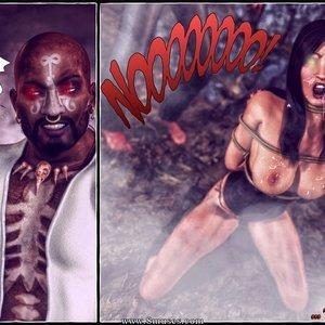Grim Noir - Beware With The Voodoo - Issue 1-6 PornComix