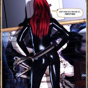 Hip Gals - Black Lotus - Issue 1-6 PornComix HIP Comix 006