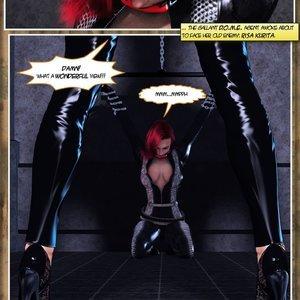 Hip Gals - Black Lotus - Issue 1-6 PornComix HIP Comix 011