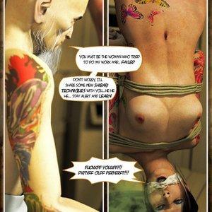 Hip Gals - Black Lotus - Issue 1-6 PornComix HIP Comix 045