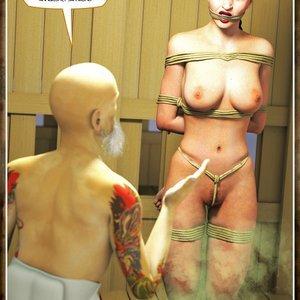 Hip Gals - Black Lotus - Issue 1-6 PornComix HIP Comix 047