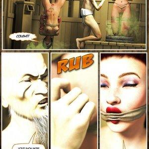 Hip Gals - Black Lotus - Issue 1-6 PornComix HIP Comix 048
