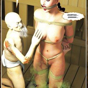 Hip Gals - Black Lotus - Issue 1-6 PornComix HIP Comix 049