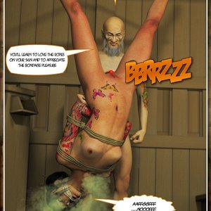 Hip Gals - Black Lotus - Issue 1-6 PornComix HIP Comix 052