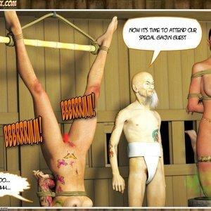 Hip Gals - Black Lotus - Issue 1-6 PornComix HIP Comix 069