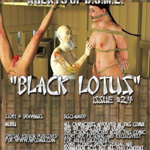 Hip Gals - Black Lotus - Issue 1-6 PornComix HIP Comix 072