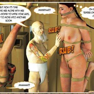 Hip Gals - Black Lotus - Issue 1-6 PornComix HIP Comix 076