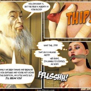 Hip Gals - Black Lotus - Issue 1-6 PornComix HIP Comix 077