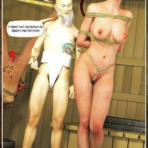 Hip Gals - Black Lotus - Issue 1-6 PornComix HIP Comix 078