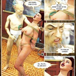 Hip Gals - Black Lotus - Issue 1-6 PornComix HIP Comix 084